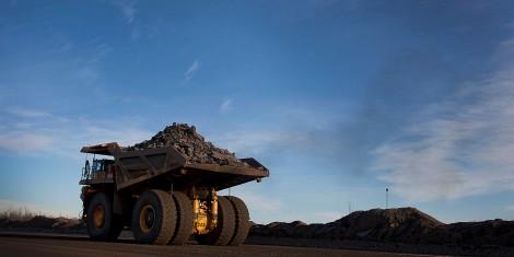 General Views Of Taconite Mining Operations