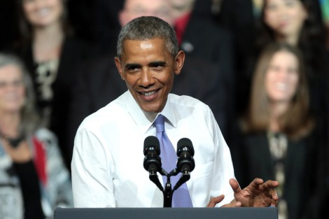 Hope, optimism and the changing face of politics: Barack