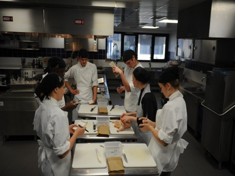 Incirlik Unit School Culinary Arts