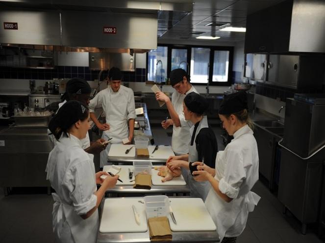 Incirlik Unit School Culinary Arts